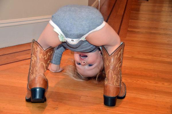 Jack-upside-down