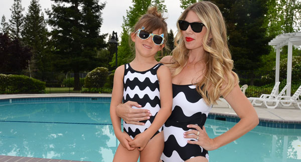 Marimekko Mommy and Me Swimwear