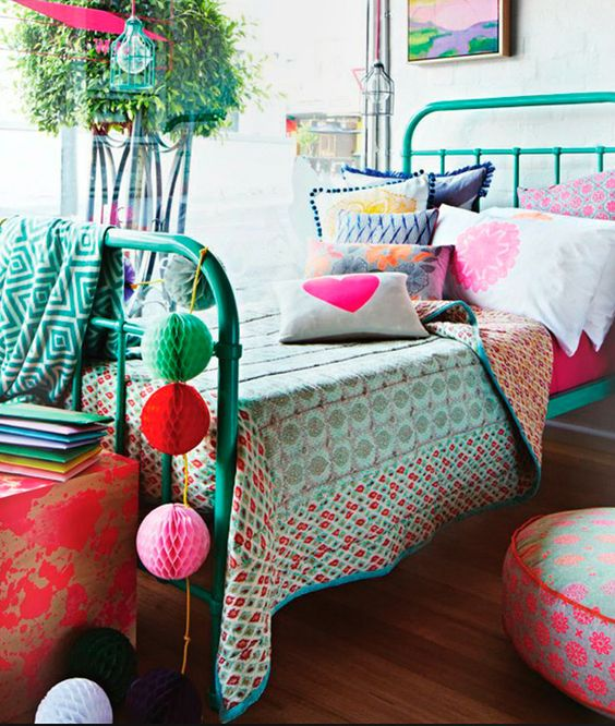 Boho Kids Rooms: A GlaMoMorous Life